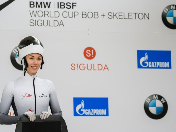 Siguldā pārliecinoši uzvar Jeļena Ņikitina, Endijai Tēraudai muļķīga diskvalifikācija