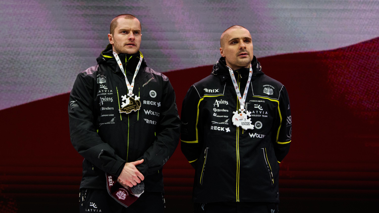 Ķibermanis ar Mikni iegūst Eiropas čempionāta zeltu, Melbārža duets uzreiz aiz pjedestāla