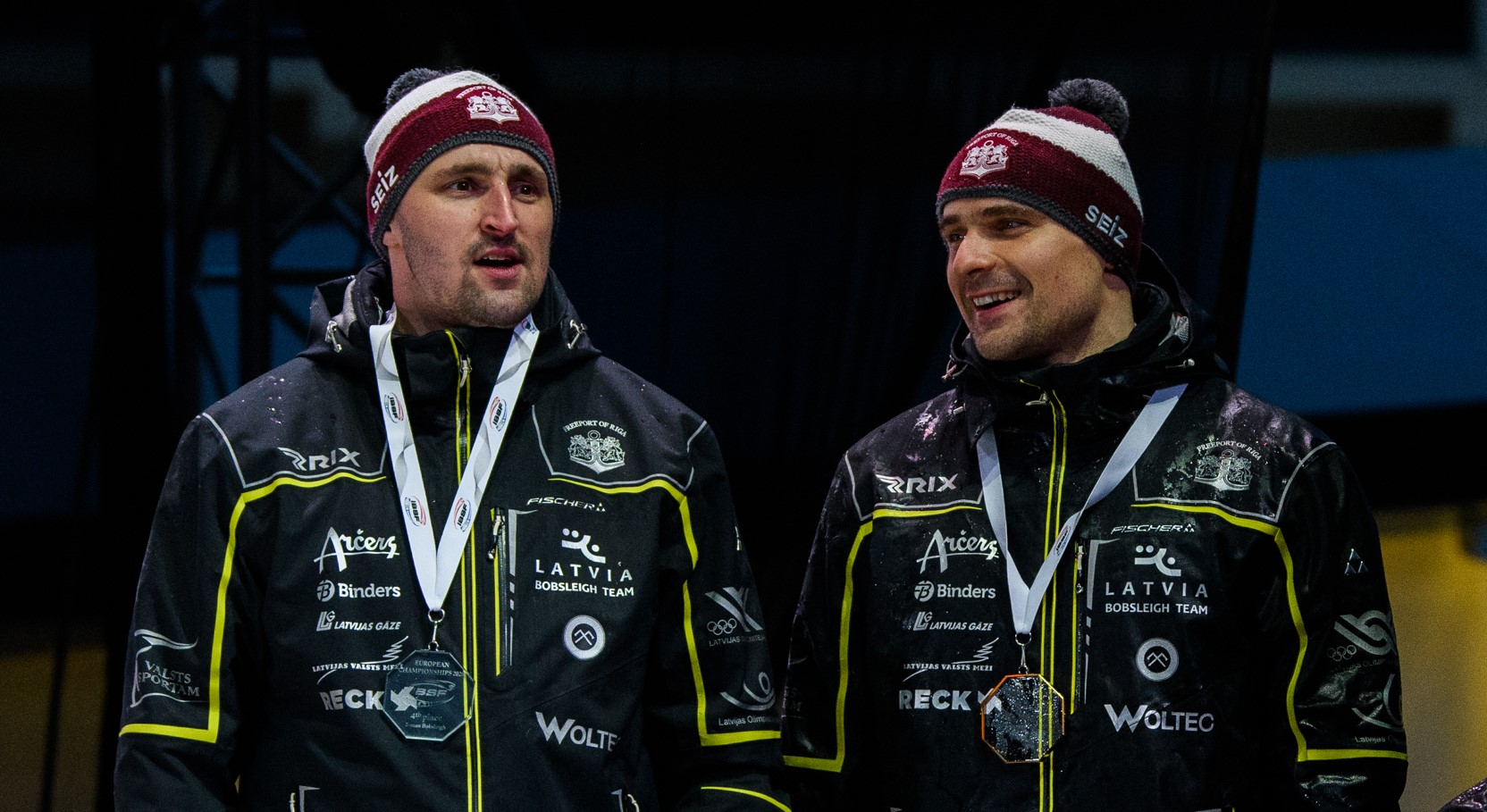 Četriniekos Latviju pārstāvēs abi Oskari