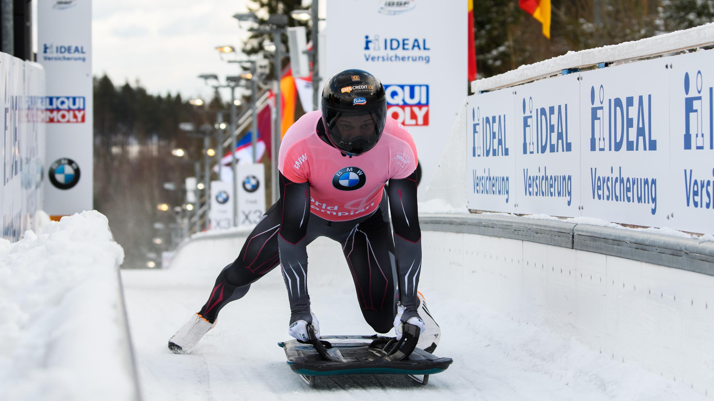 Pasaules čempionātā Martins Dukurs izcīna 4.vietu, Tomasam - 7.vieta