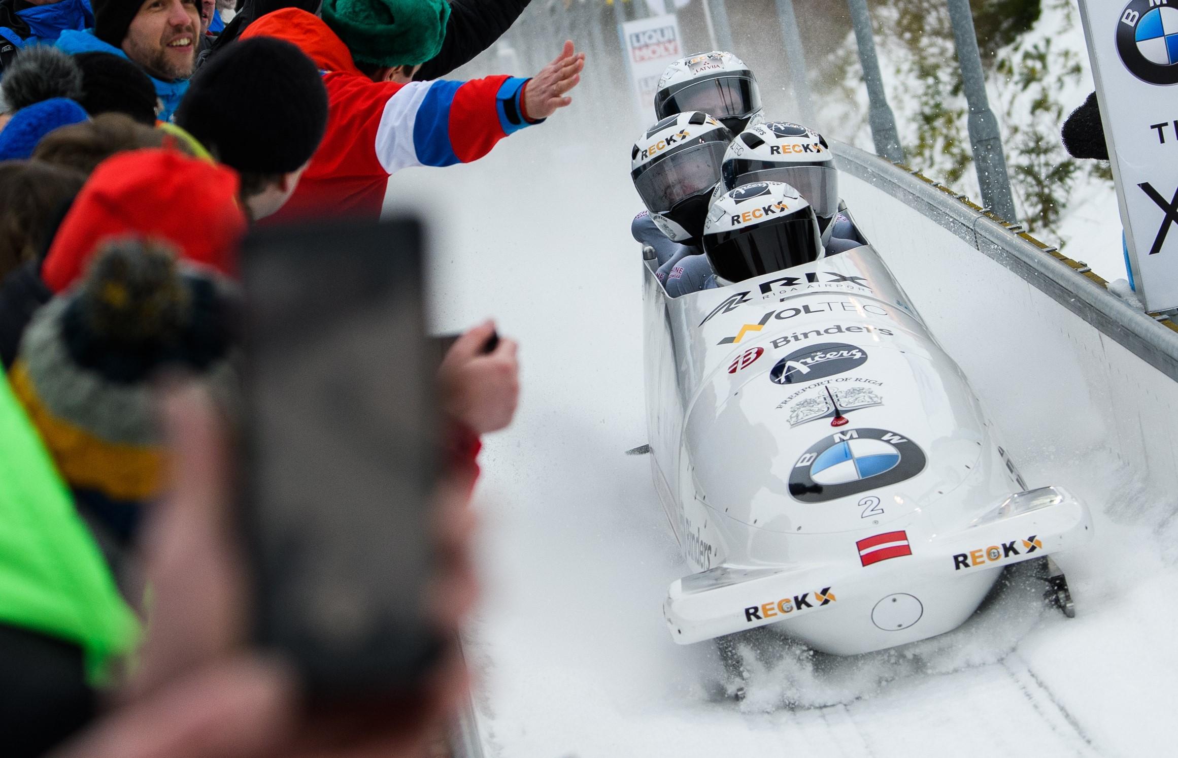 Ķibermaņa četrinieks izcīna 4.vietu Pasaules čempionātā