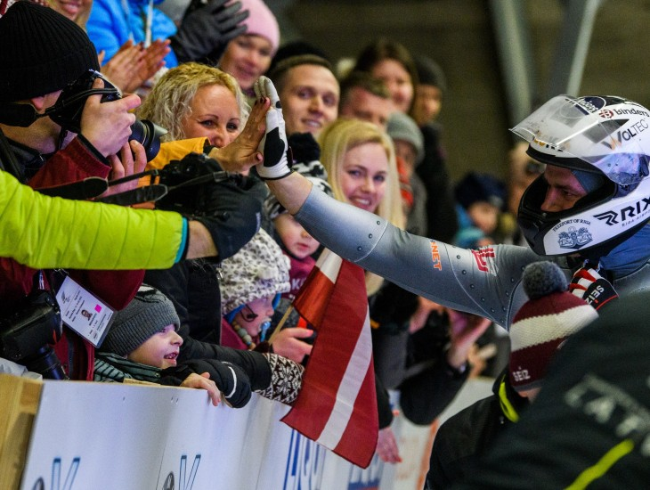 Nākamā Pasaules kausa izcīņas sezona sāksies Siguldā