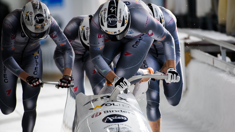 LOV nākamās sezonas ziemas sastāvā 20 bobslejisti un 6 skeletonisti