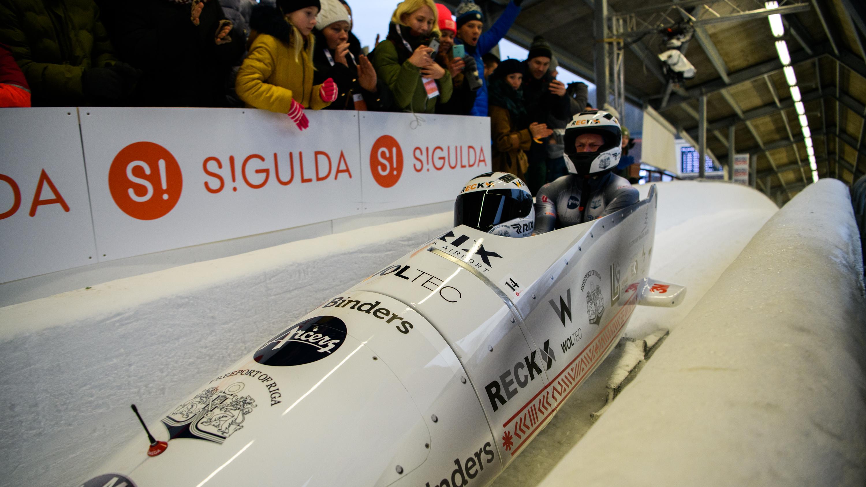 """Kā bobsleja un skeletona elite dzīvos Siguldas """"burbulī""""?"""