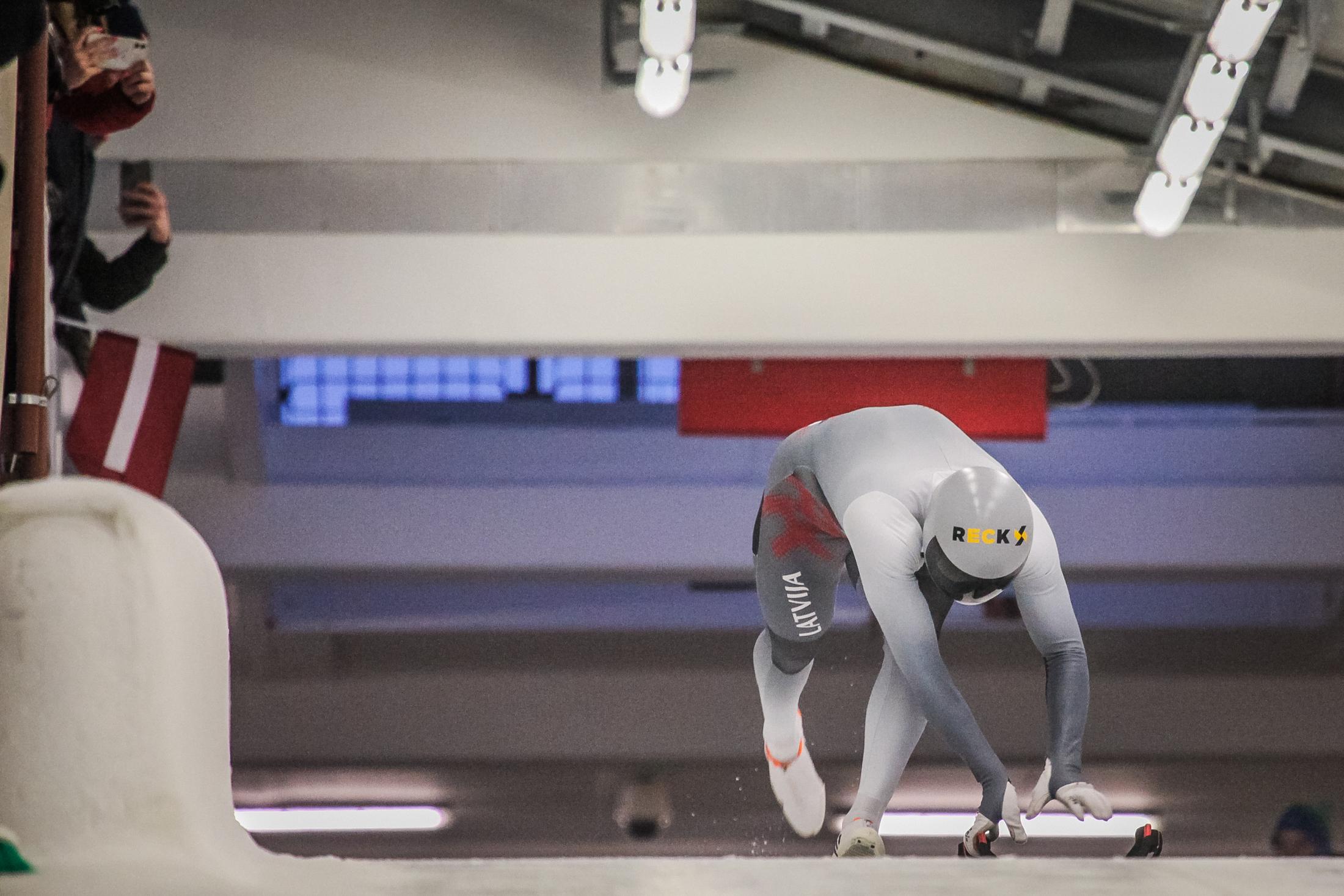 Beigusies Eiropas kausa izcīņa skeletonā, sezonas kopvērtējumā laureātos arī Latvijas sportisti