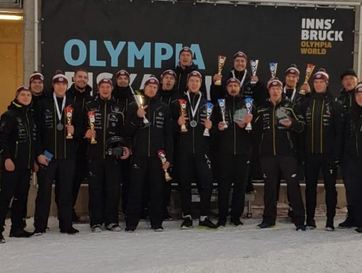 Latviešiem teicami rezultāti Eiropas kausā Īglsā un kontinenta junioru čempionātā